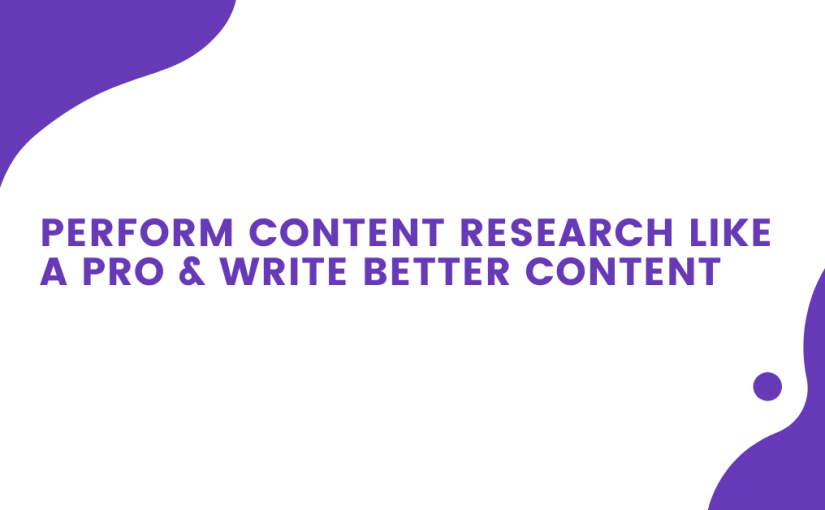 Content research: How a highlighting tool will help you create better content